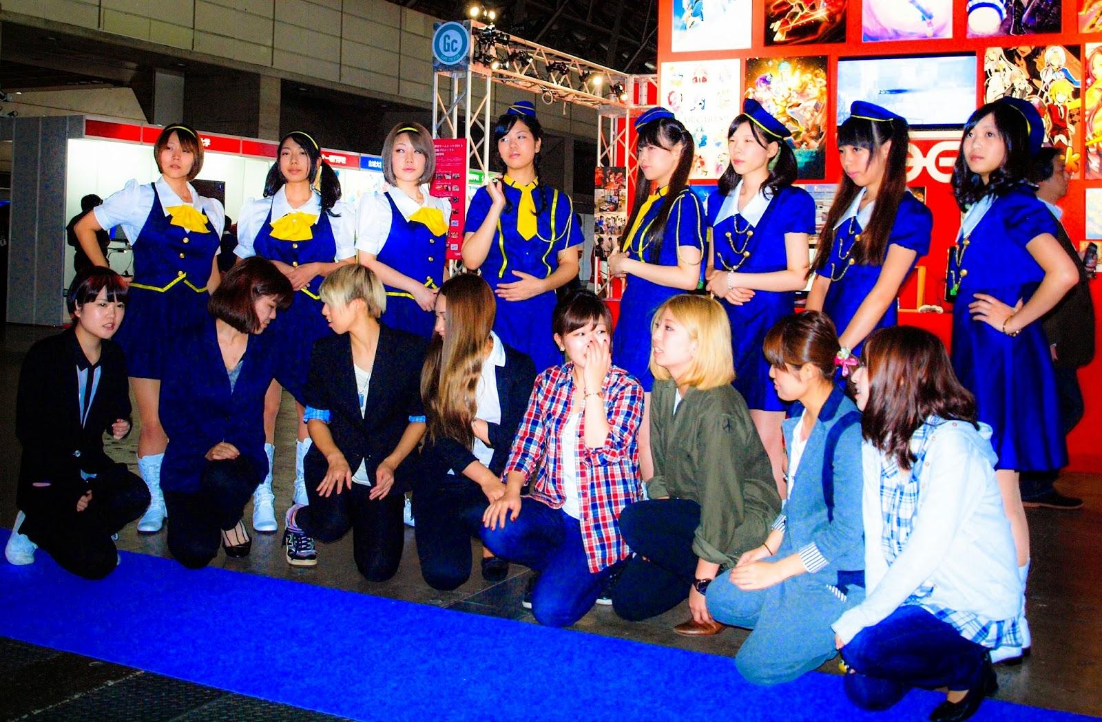 Tokyo Game Show photos