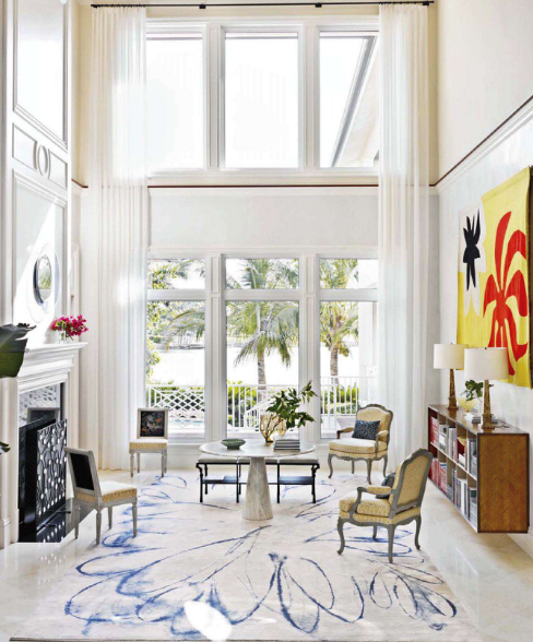Splendid sass robert couturier easy living - Robert couturier interior design ...