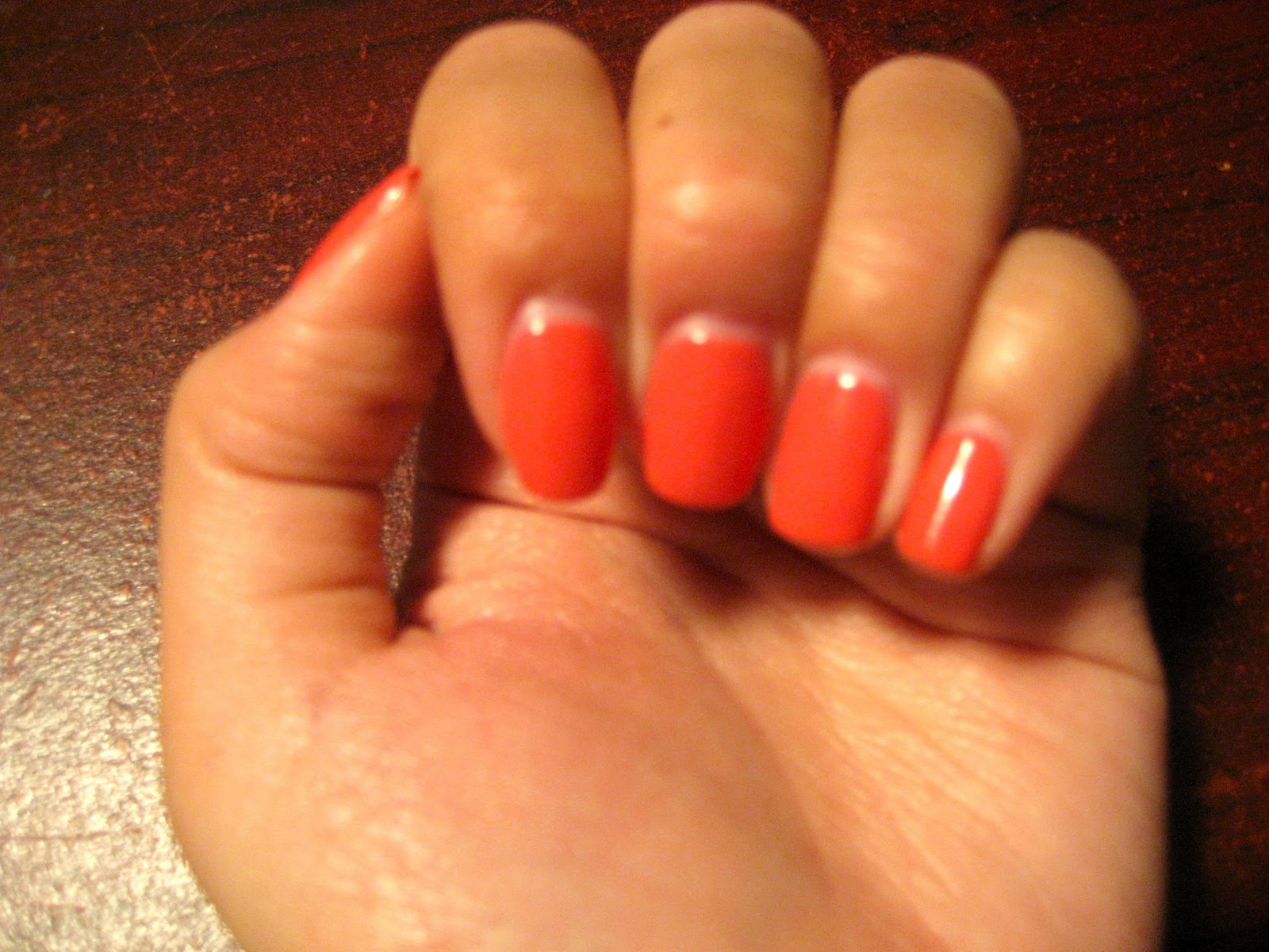 The odds are good...: review: shellac nails in tropix
