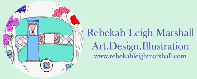 Rebekah Leigh Marshall - A creative life