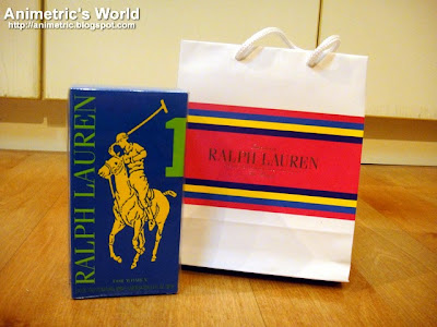Ralph Lauren Big Pony Blue #1
