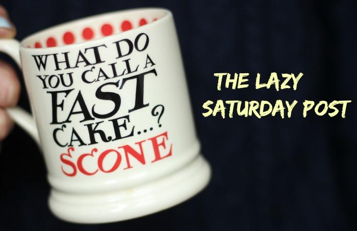 The Lazy Saturday Post #16