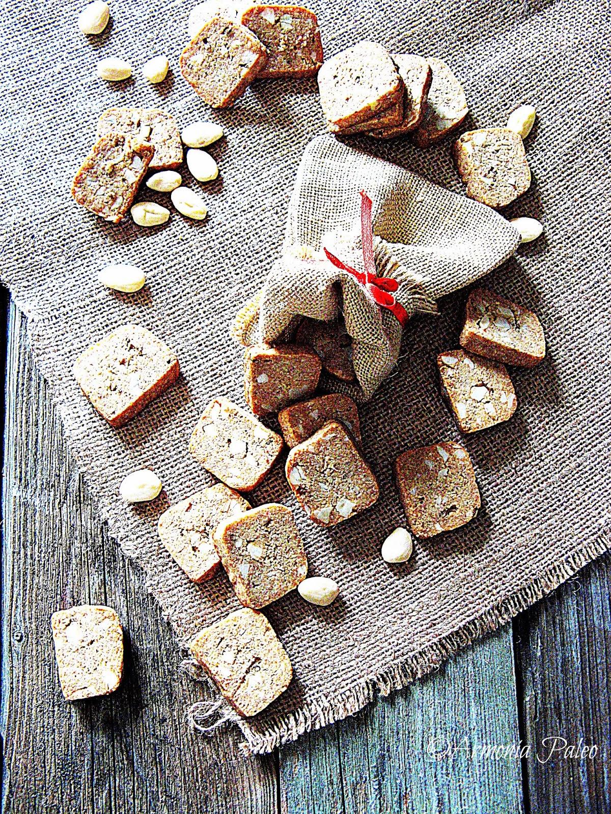 Biscotti di Mandorle all'Anice di Armonia Paleo