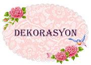 DEKORASYON YAZILARIM