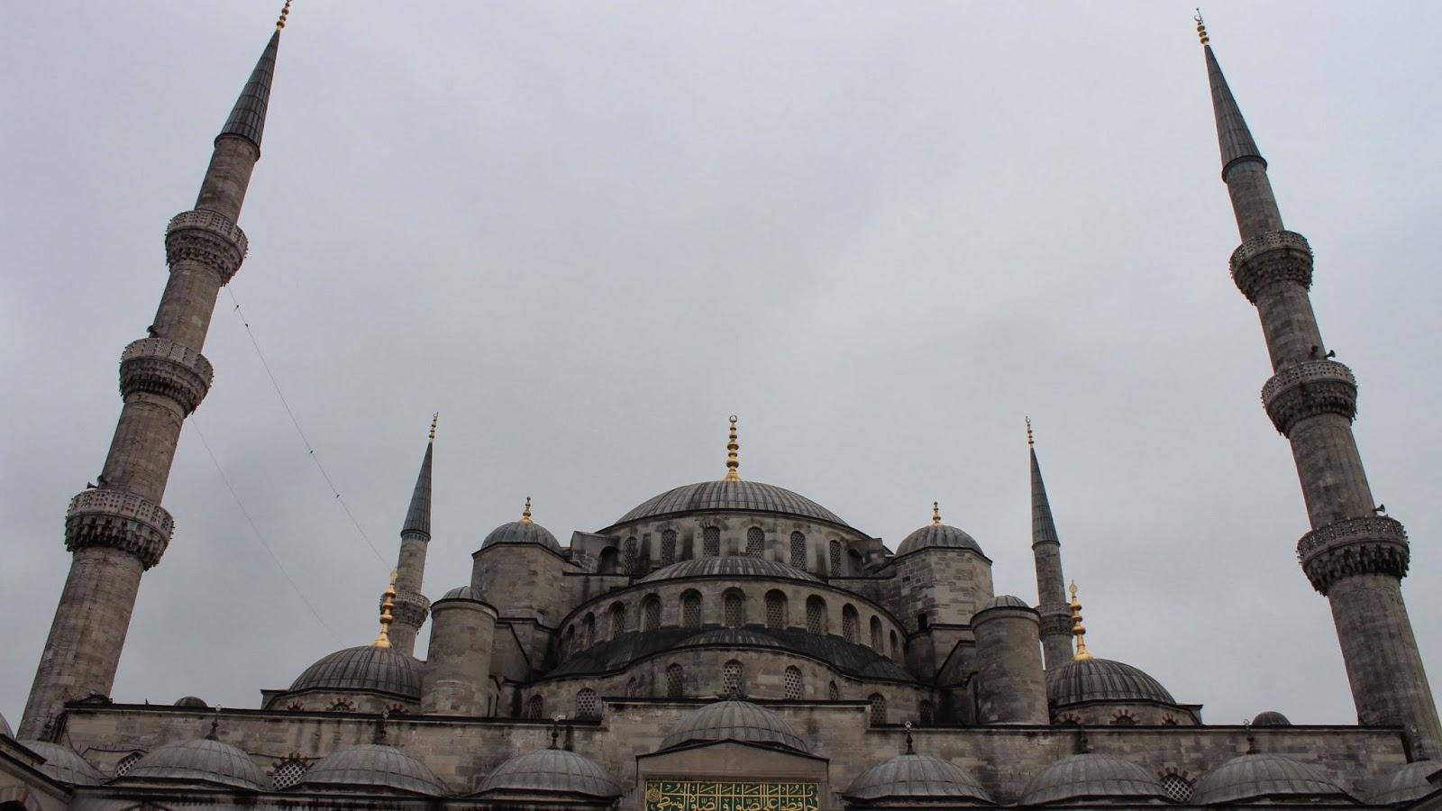 Mezquita Azul Estambul Sultanahmet
