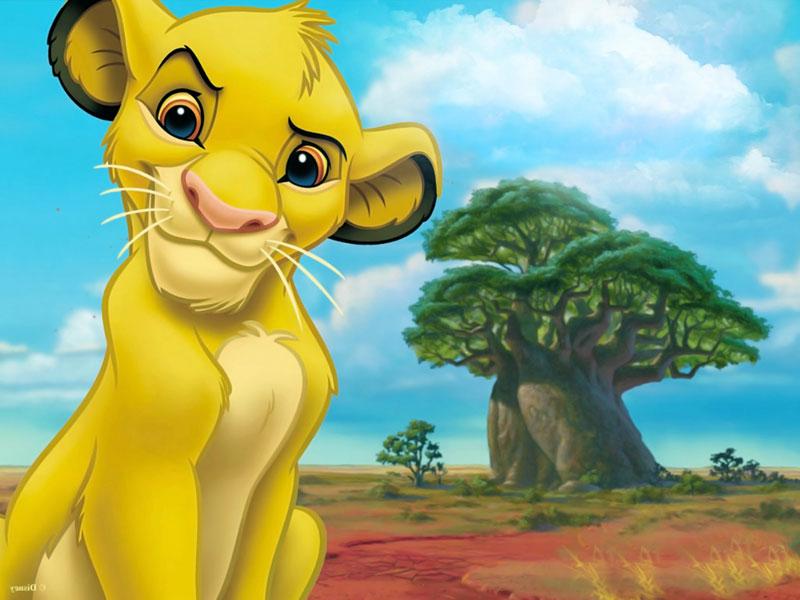Cartoon Characters Lion King : Quoteko