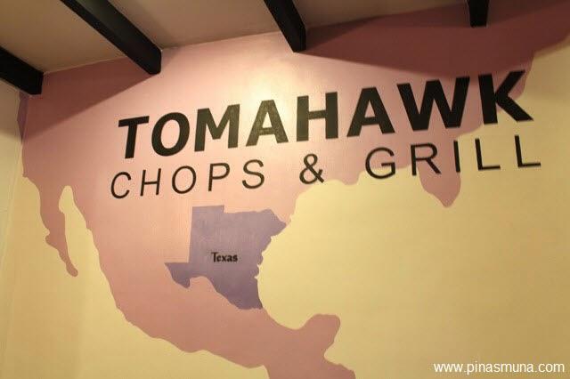 Tomahawk Chops & Grill Kapitolyo Pasig
