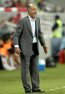 FÚTBOL-Sabella futuro entrenador de Argentina