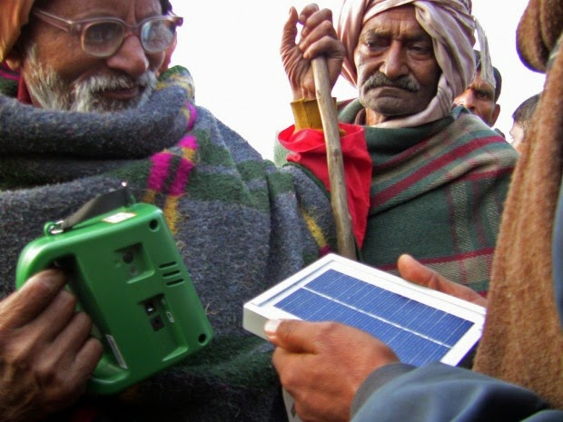 A Índia Pode Levar Energia Solar a Cerca de 400 Milhões de Pessoas