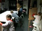 Mon atelier et l'école d'Arts plastiques