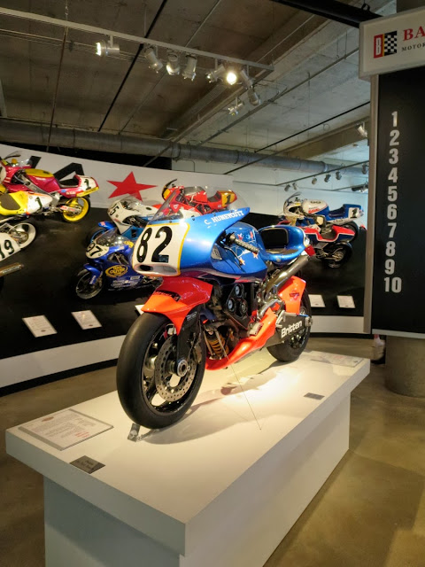 Britten V1000 Motorcycle Barber Museum