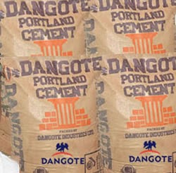 Dangote cement price crash
