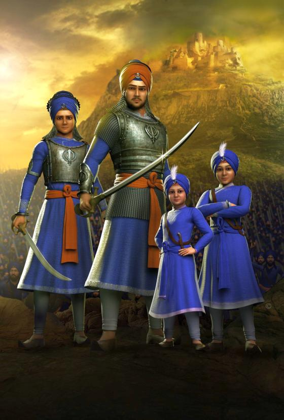 chaar sahibzaade wallpaper