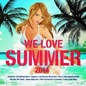 Baixar CD – We Love Summer 2014
