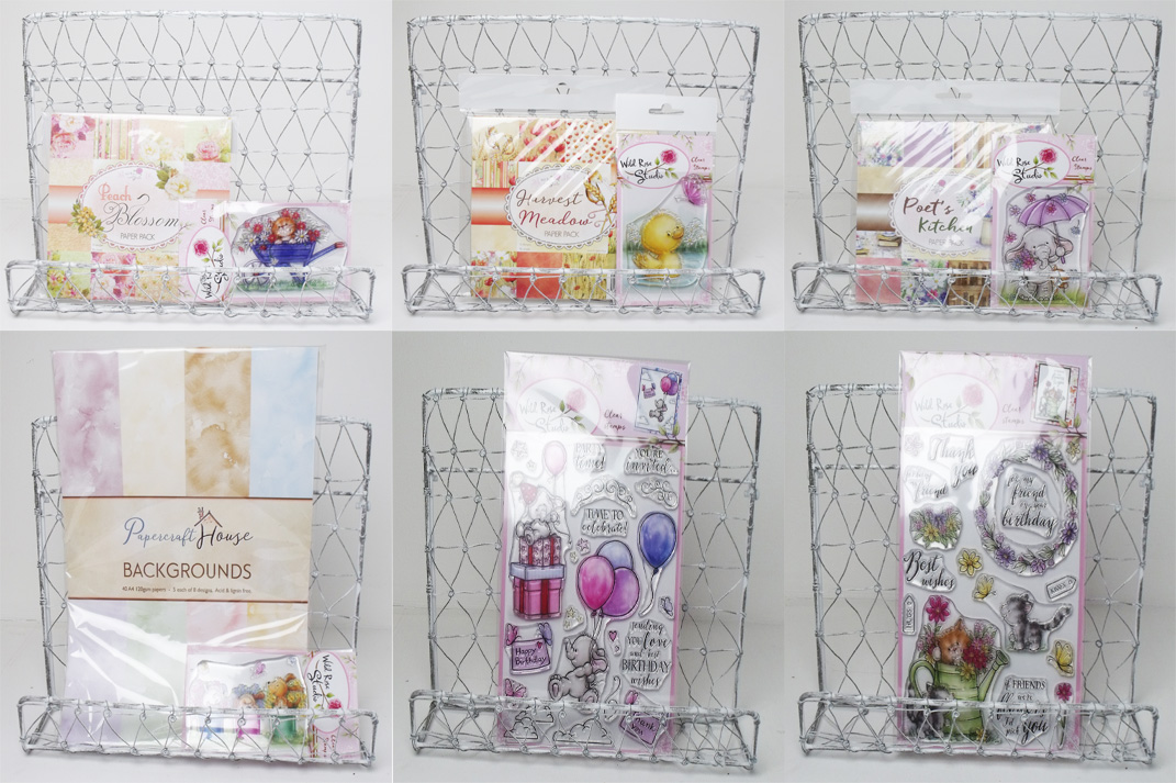 Wild Rose Studio Candy Time