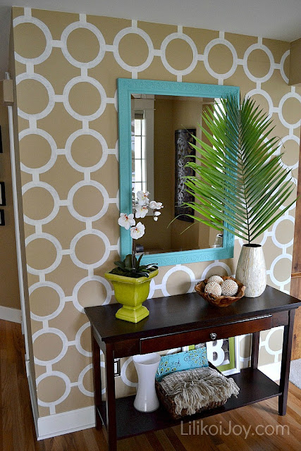 23 Ways to Transform Walls with Paint and Pattern | Lilikoi Joy