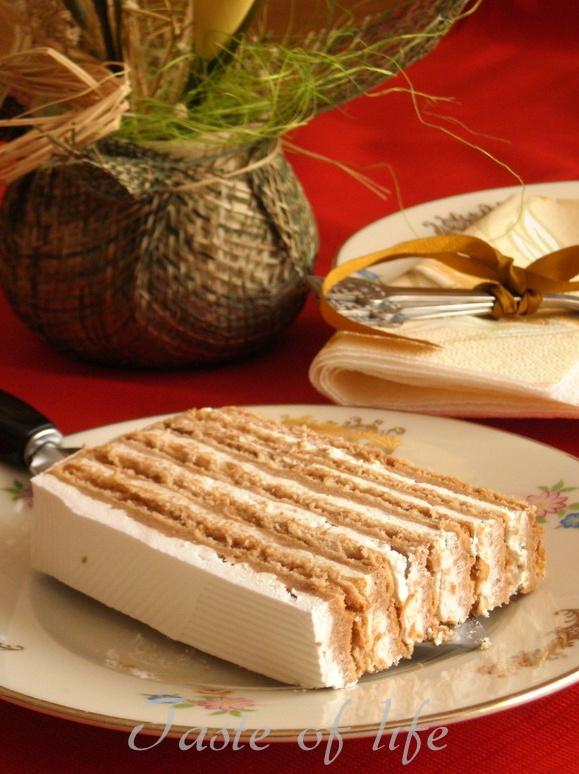 Torta sa turskim keksom