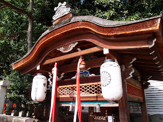 京都の天然水巡りの旅、御手洗社(みたらしやしろ)の水!