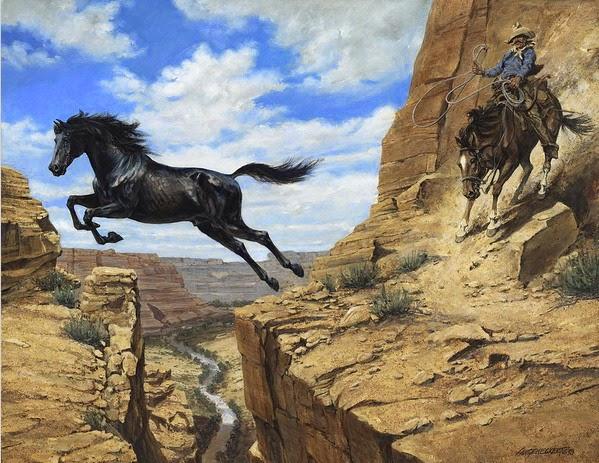 cuadros-de-caballos-salvajes