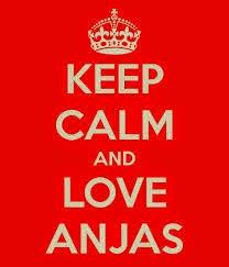 A Anja agradece!
