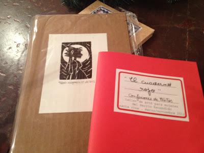 Cuaderno rojo: Confesiones de textos.