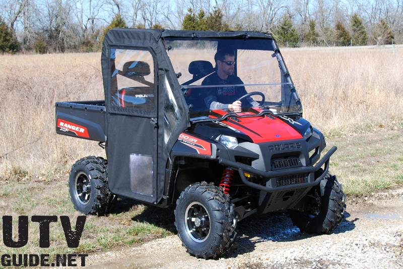 Polaris Ranger Doors & Seizmik Introduces New Polaris Ranger Doors - UTV Guide