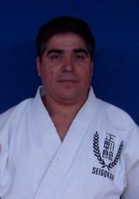 Instrutor Jefe de Seigokan Chile