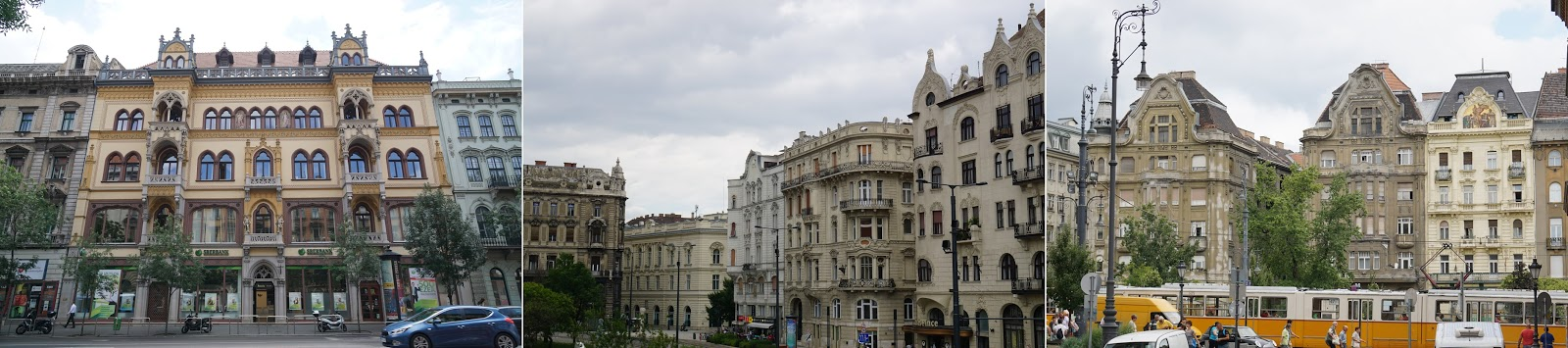 hvor ligger budapest