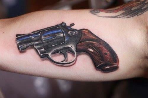 Five Amazing 3d Tattoos Ideas