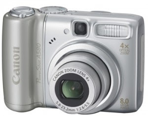 Canon PowerShot A580, CHDK, cost, review, price