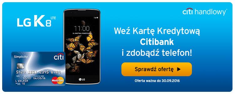 karta kredytowa + Smartfon