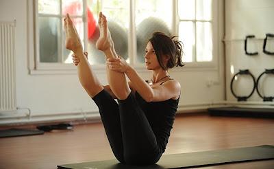 Baja de peso con el Método Pilates