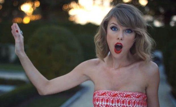 Taylor Swift sais no to Apple Music