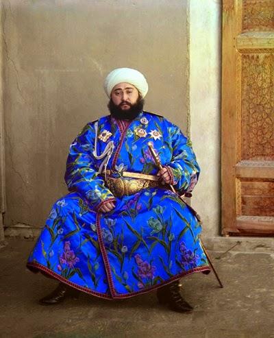Son Buhara Emiri Alim Han