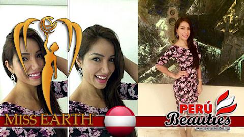 Perú llega a Viena, Austria - Miss Earth 2015