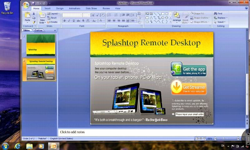 base game download splashtop for android Business Deluxe