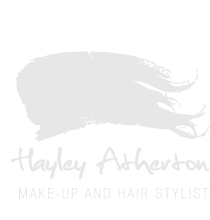 HAYLEY ATHERTON - Make up and Hair Stylist