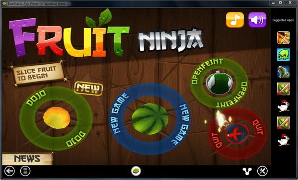 Download Fruit Ninja for PC/Laptop Free - Windows 7/XP/8.1 & MAC