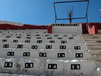 Mijas bullring, Spain