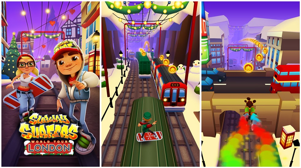 Subway Surfers Game Free