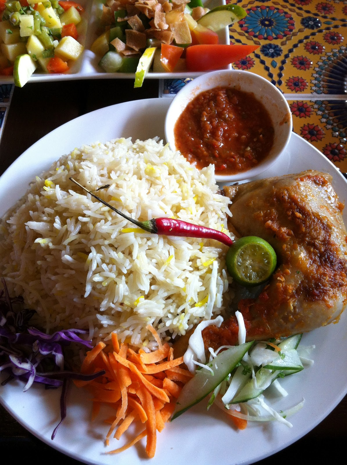 The anecdotes casablanca restaurant cafe arabic and for Ahmads persian cuisine