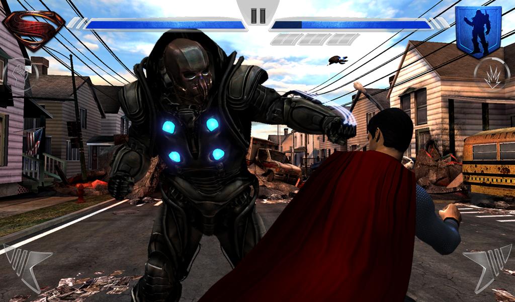 Man Of Steel V1.0.21-24 Mod Apk + Data (Unlimited Money)