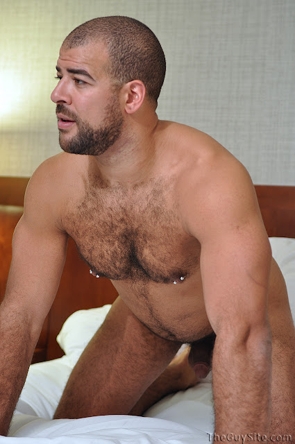 a porn addicted bear: big bear roman wright for the guy site