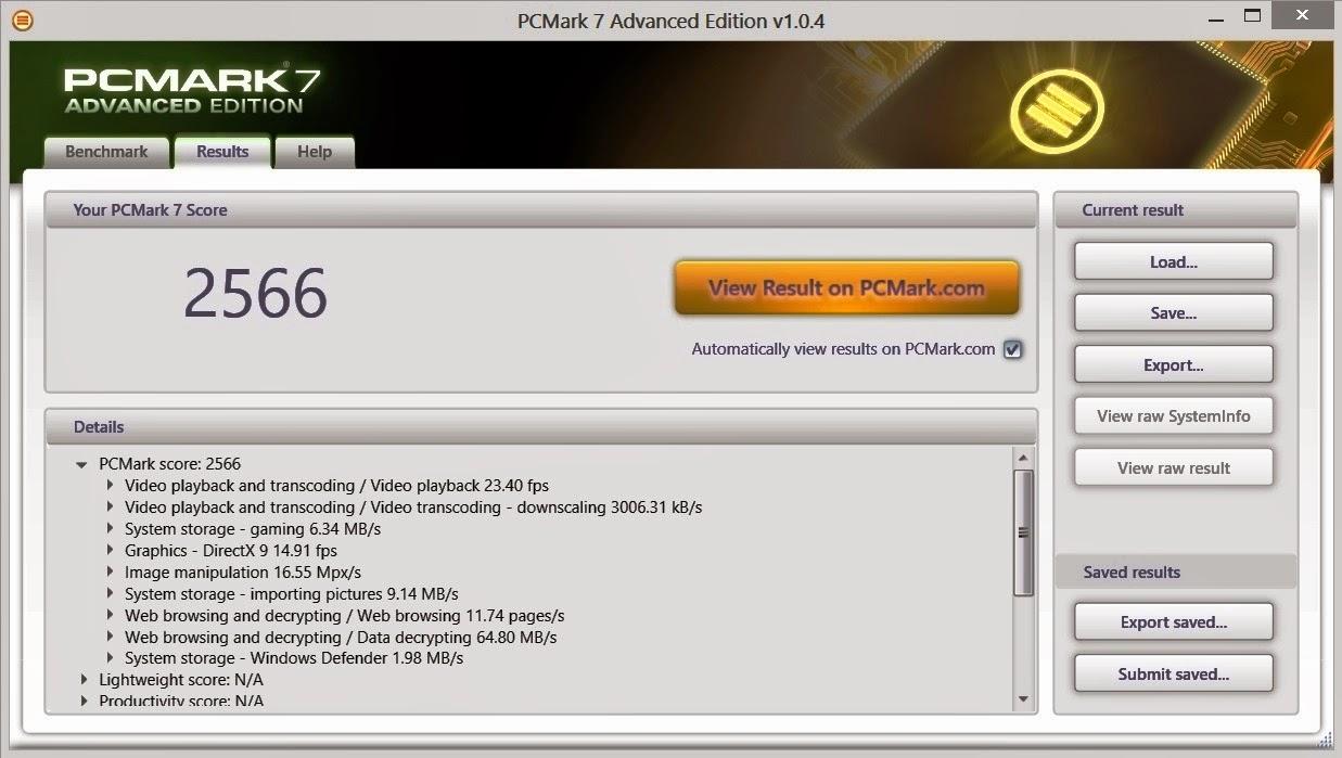 тест проводимые с моноблоком Samsung 300A2A-T01
