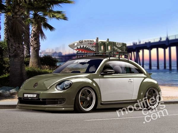 Modified VW Beetle by European Car Magazine 2012 Pictures