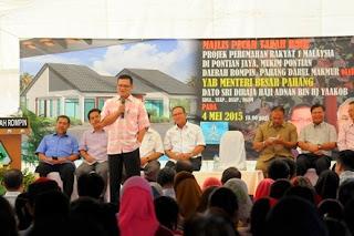 MB PAHANG BIKIN PANAS LAGI DALAM PRKROMPIN