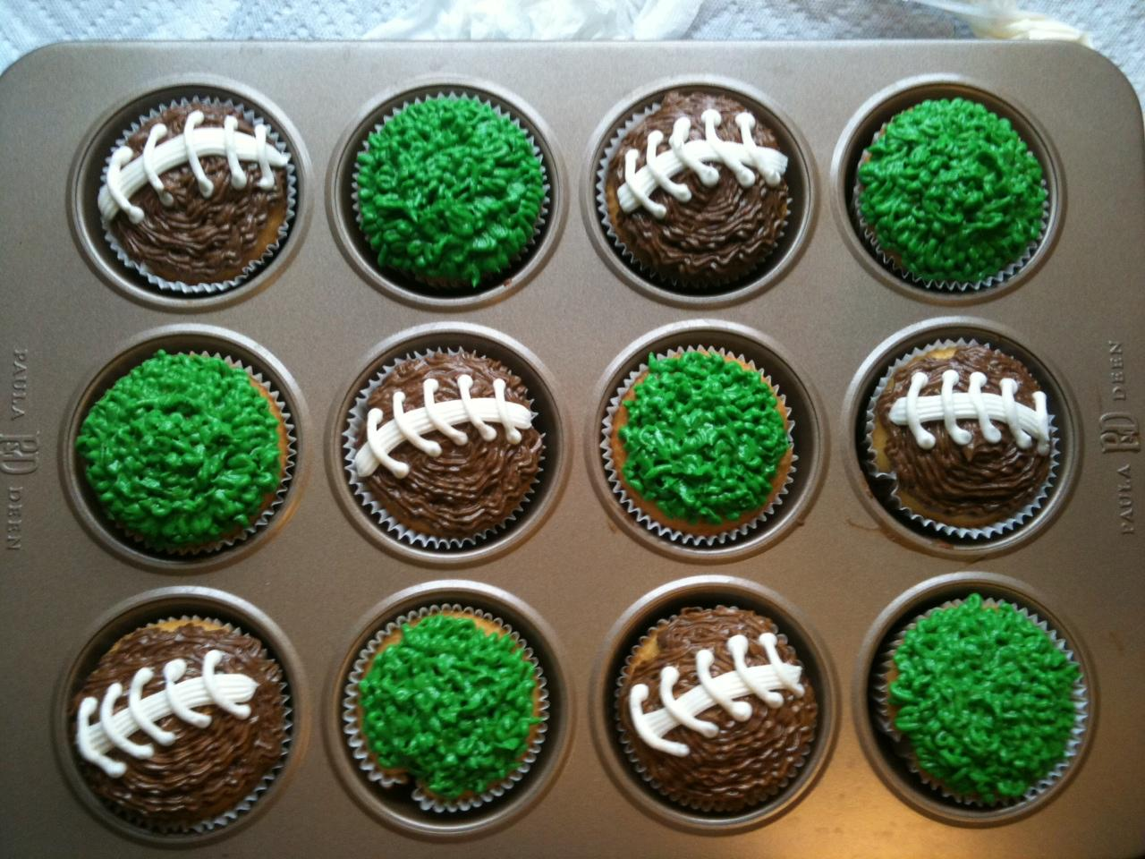 Tailgate Cupcakes Recipes — Dishmaps