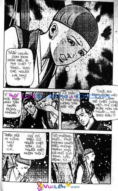 TruyenHay.Com - Ảnh 23 - Tiếu Ngạo Giang Hồ Chapter 22