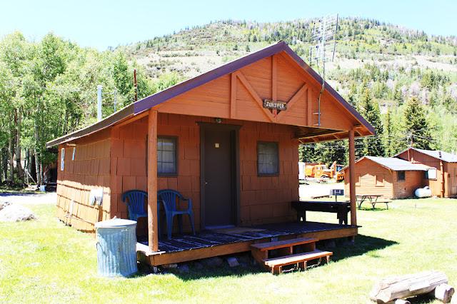 Rental cabins at fish lake utah juniper 2 person for Fish lake cabins