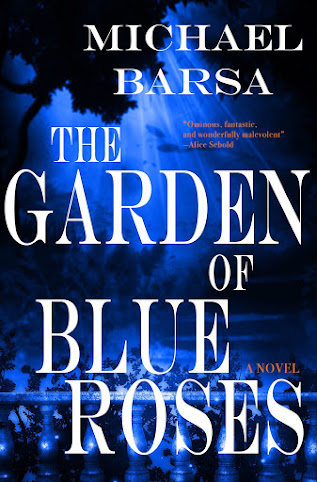 TLC TOURS (29th May): The Garden Of Blue Roses by Michael Barsa